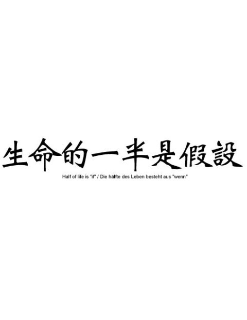 Chinese Quotes On Life. QuotesGram