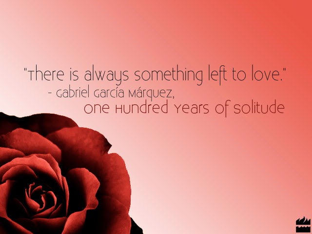 One Hundred Years Of Solitude Quotes. QuotesGram