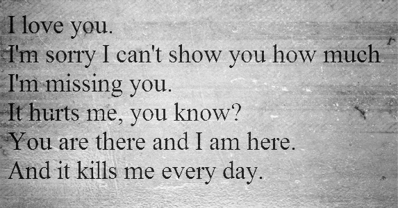 Im Sorry I Love You Quotes. QuotesGram