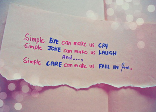 I Love You Quotes: Simple Love Quotes For Couples. QuotesGram