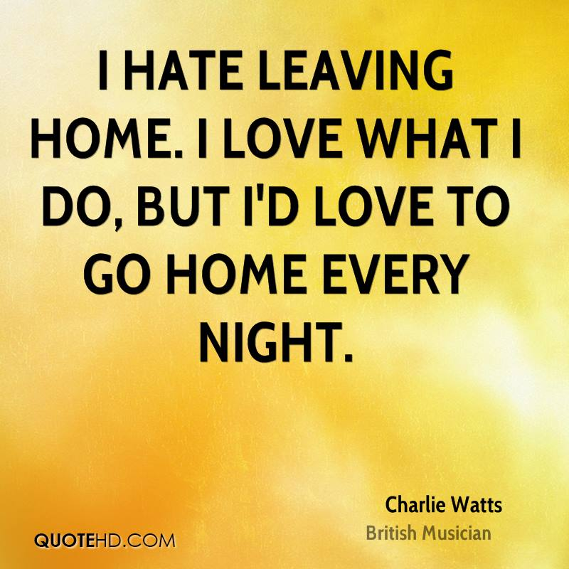 Quotes About Going Home Quotesgram