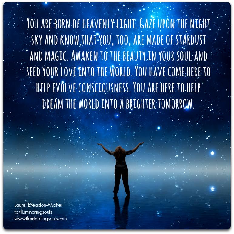 Spiritual Ascension Quotes. QuotesGram