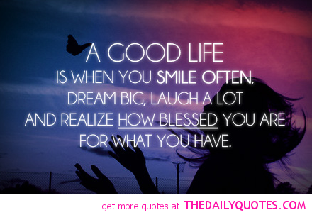 Nice Life Quotes And Sayings Quotesgram
