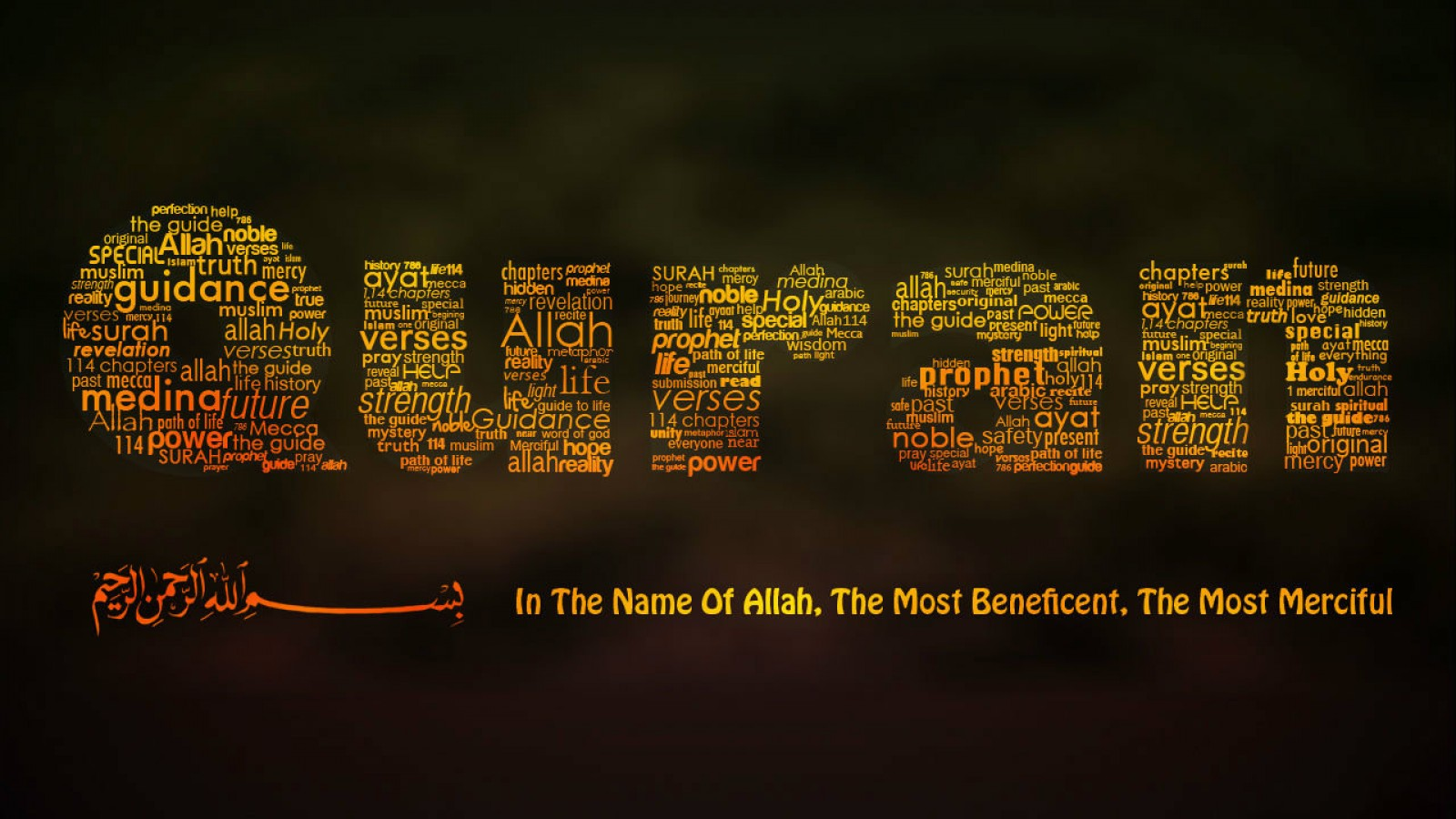 Hd wallpaper quran - Beautiful Quotes From The Quran