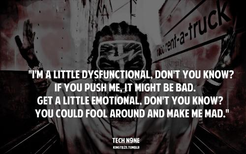Скачать музыку tech n9ne dysfunctional