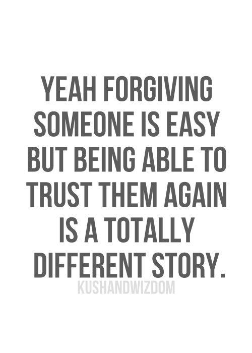 Quotes About Broken Trust Quotesgram