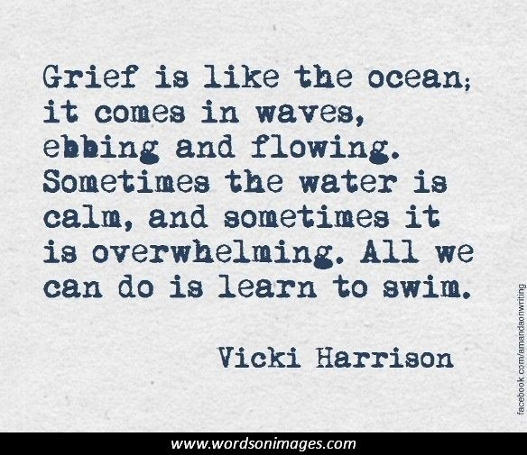 Motivational Quotes For Death Of A Loved One: Inspirational Quotes About Grief. QuotesGram