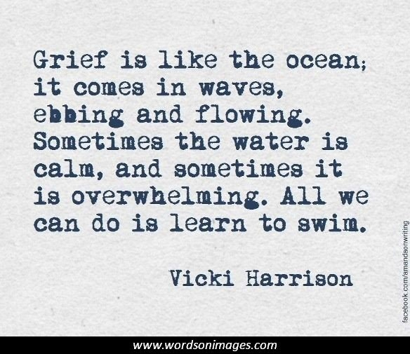 Love And Death Quotes And Sayings: Inspirational Quotes About Grief. QuotesGram