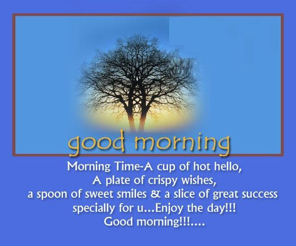 Good Morning Son Quotes. QuotesGram