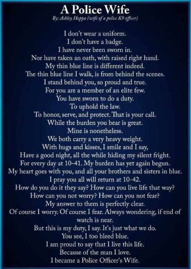 inspirational quotes about police officers quotesgram