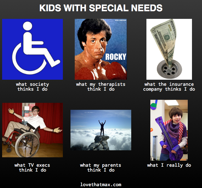 Inspirational Quotes About Positive: People Quotes About Special Needs. QuotesGram