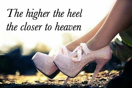 love quotes high heels quotesgram