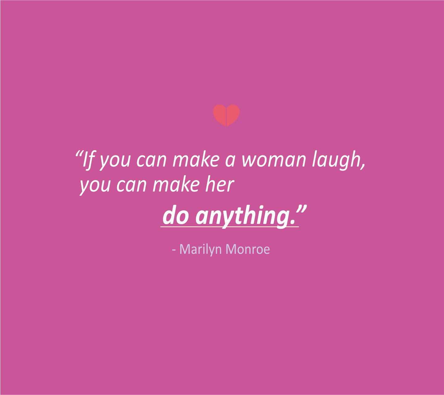 I Love You Funny Quotes For Her Quotesgram: Her Laugh Quotes. QuotesGram