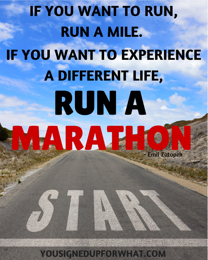 Pictures And Inspiration: Inspirational Quotes About Running A Race. QuotesGram