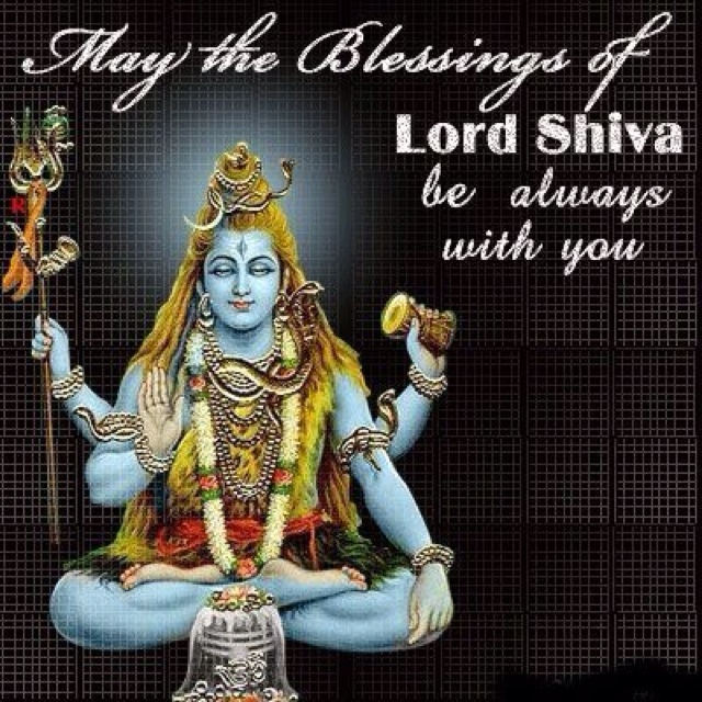 Lord Shiva Blessing Monday Morning Quotes. QuotesGram