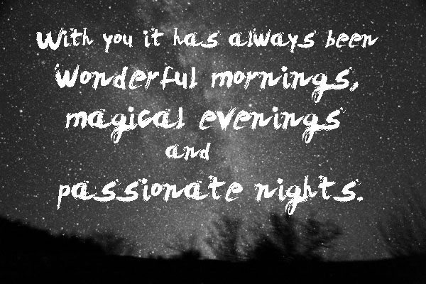 Stars And Love Quotes: Romantic Quotes About The Stars. QuotesGram