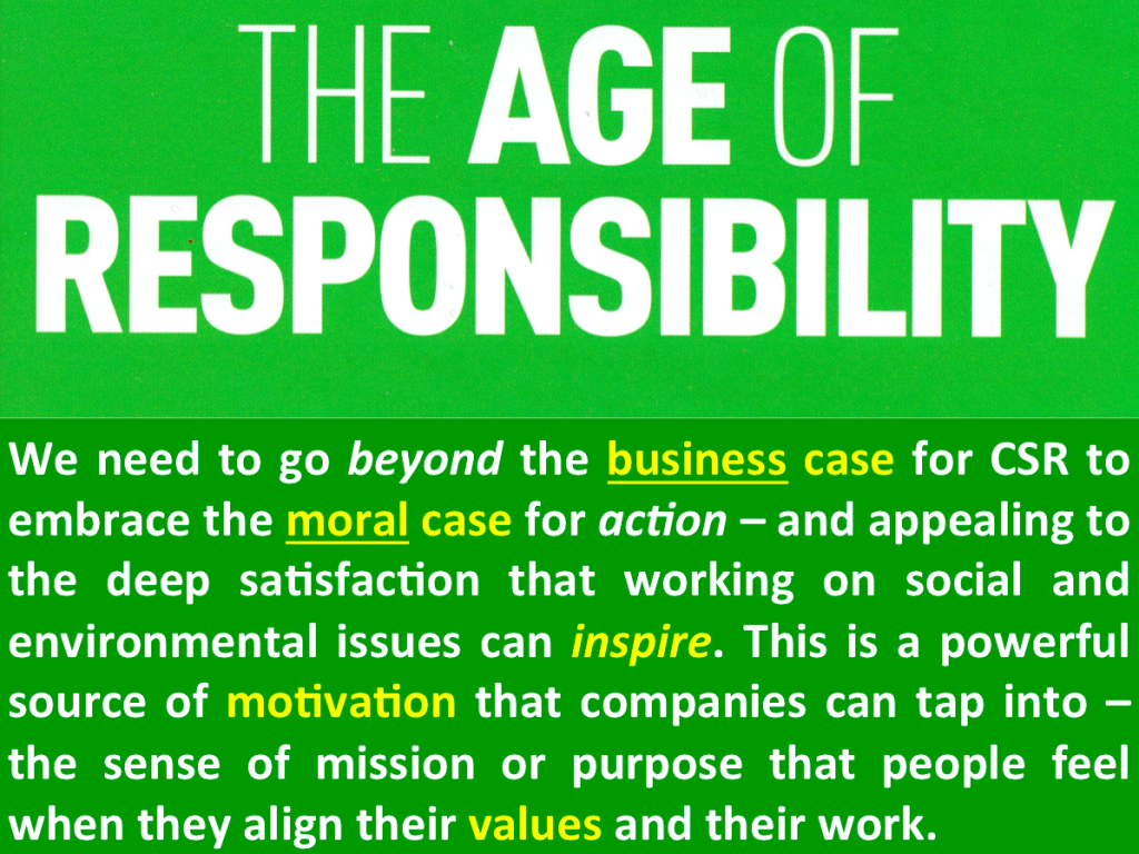 corporate social responsibility and profitability pdf