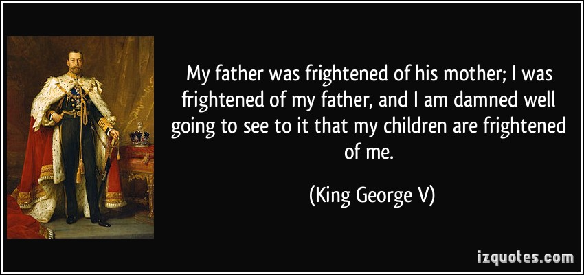 King George V Quotes. QuotesGram