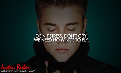justin bieber music quotes quotesgram