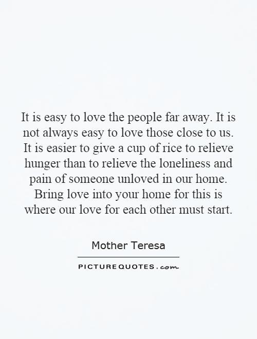 Quotes Loving Someone Far Away. QuotesGram