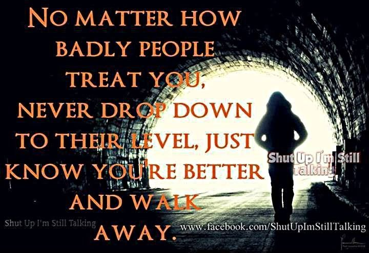 People Who Treat You Bad Quotes. QuotesGram