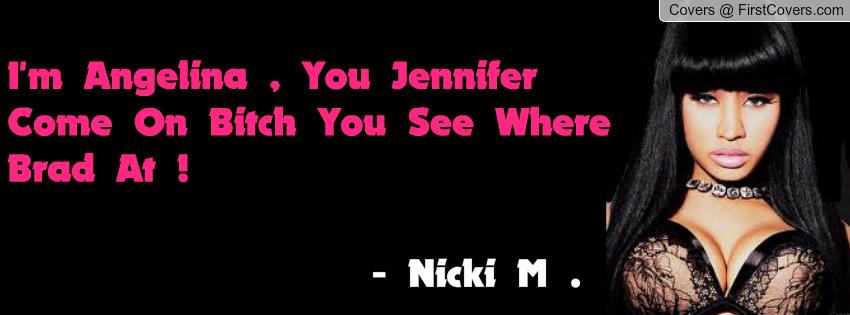 Nicki Minaj Pics With Quotes: Nicki Minaj Quotes About Men. QuotesGram