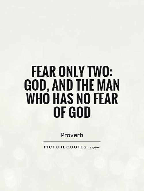 single man quotes fear