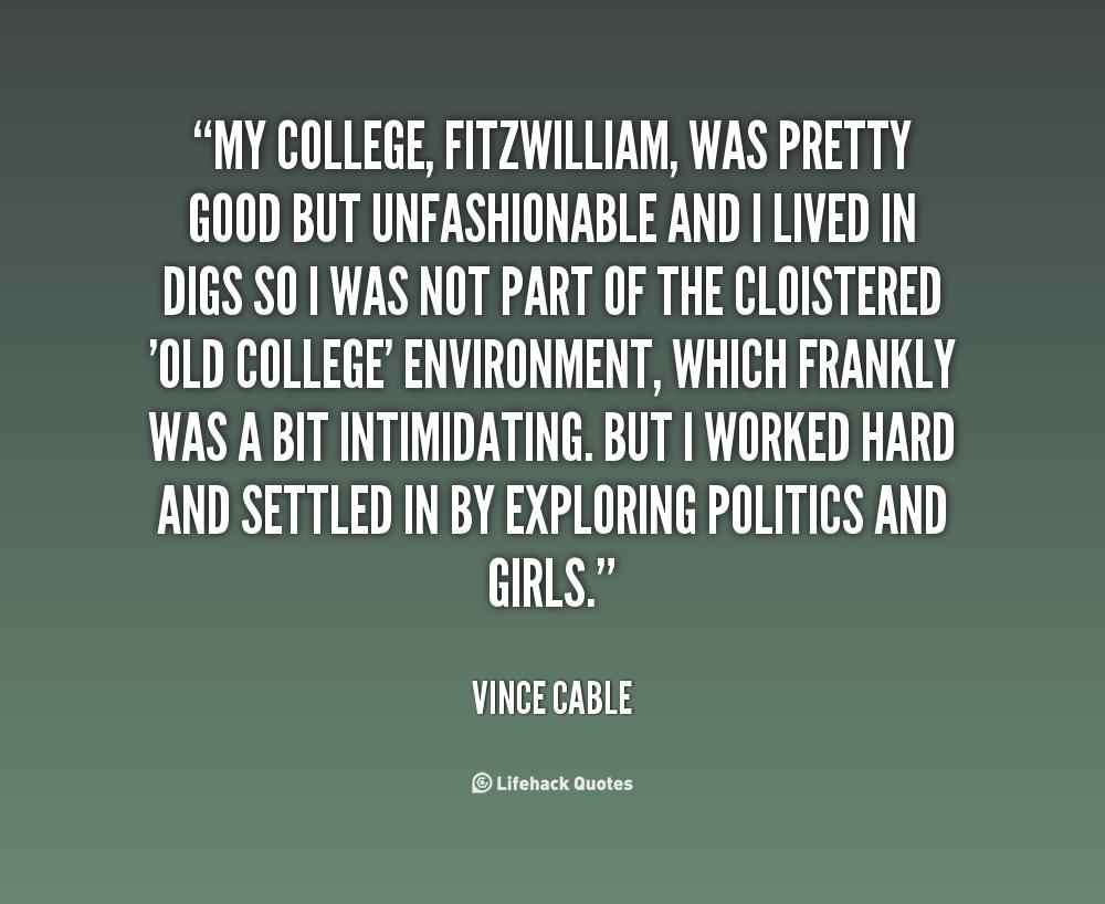 Good College Quotes. QuotesGram