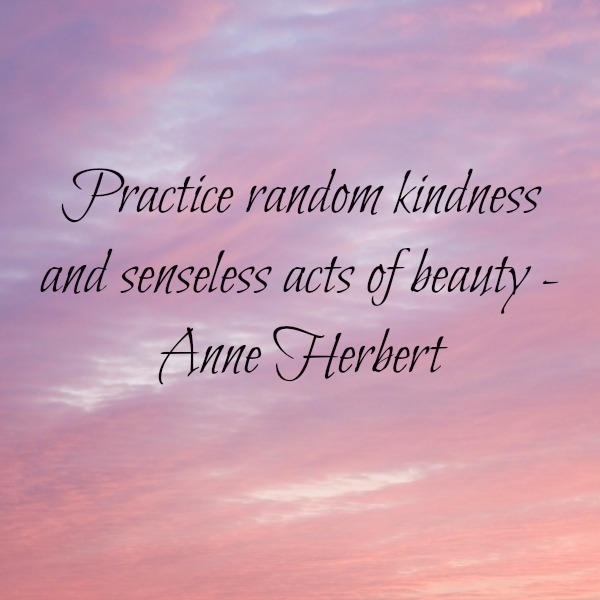 Acts Of Kindness Quotes: Random Acts Of Kindness Quotes. QuotesGram