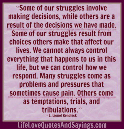 Famous Quotes About Decisions. QuotesGram