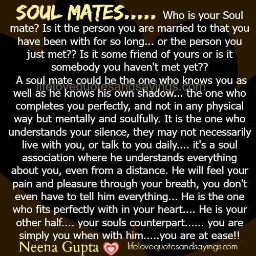 country soul mate quotes quotesgram