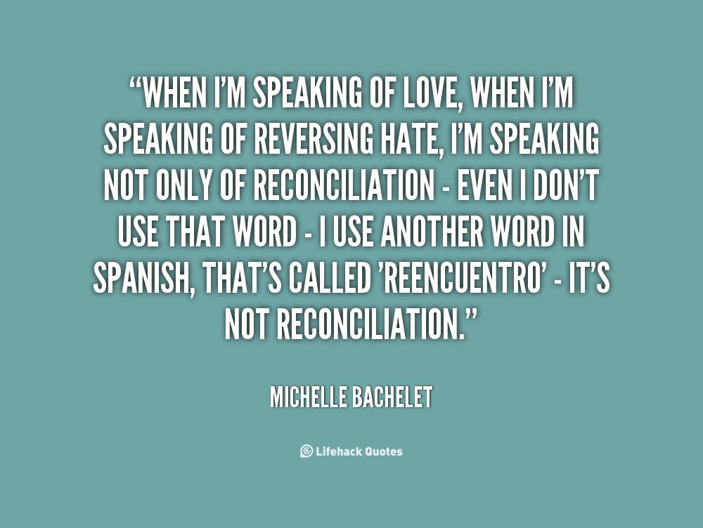 reconciliation quotes about relationship goals