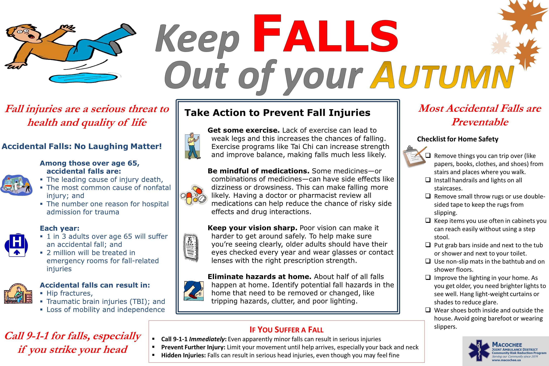 Fall Prevention Quotes Quotesgram