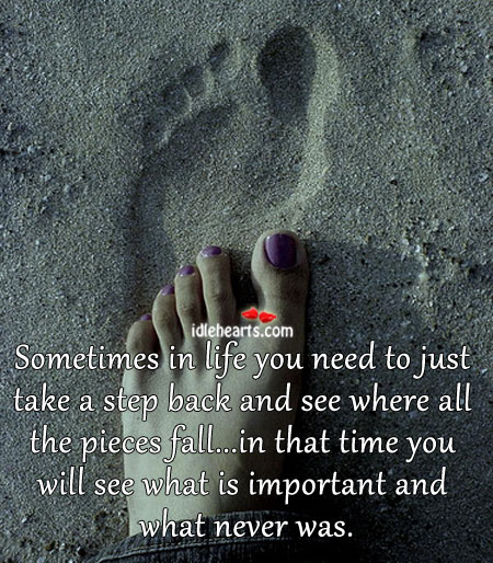 Quotes About Taking A Step Back In Relationships: Taking The Next Step Quotes. QuotesGram