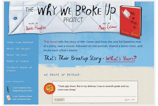 Up book we quotes why broke 5 Couples