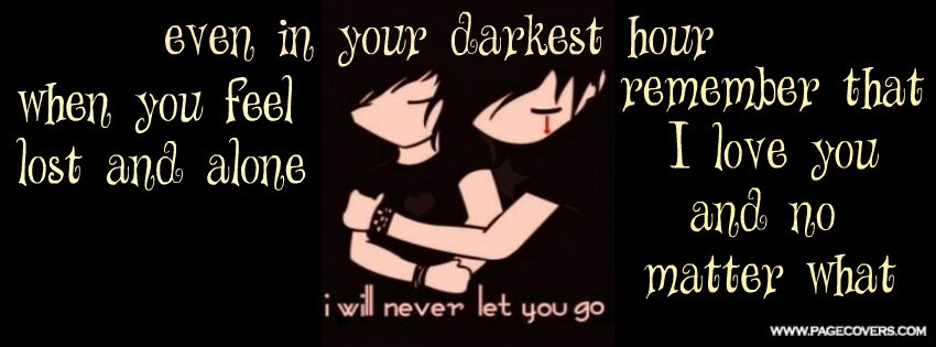 Quotes I Never Loved You Quotesgram: I Will Never Let You Go Quotes. QuotesGram