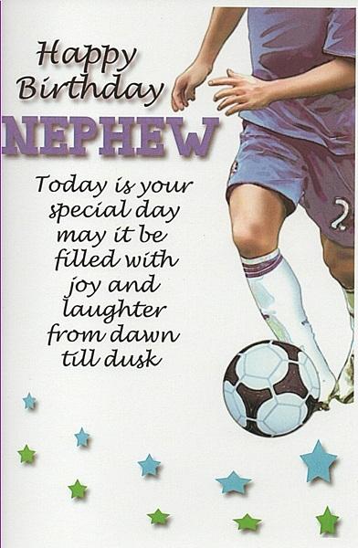 Happy Birthday Nephew Quotes. QuotesGram