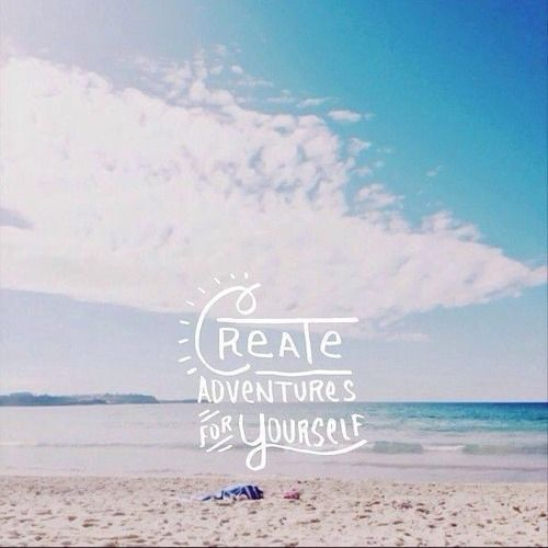 Inspirational Quotes About Positive: Favorite Inspirational Quotes Beach. QuotesGram