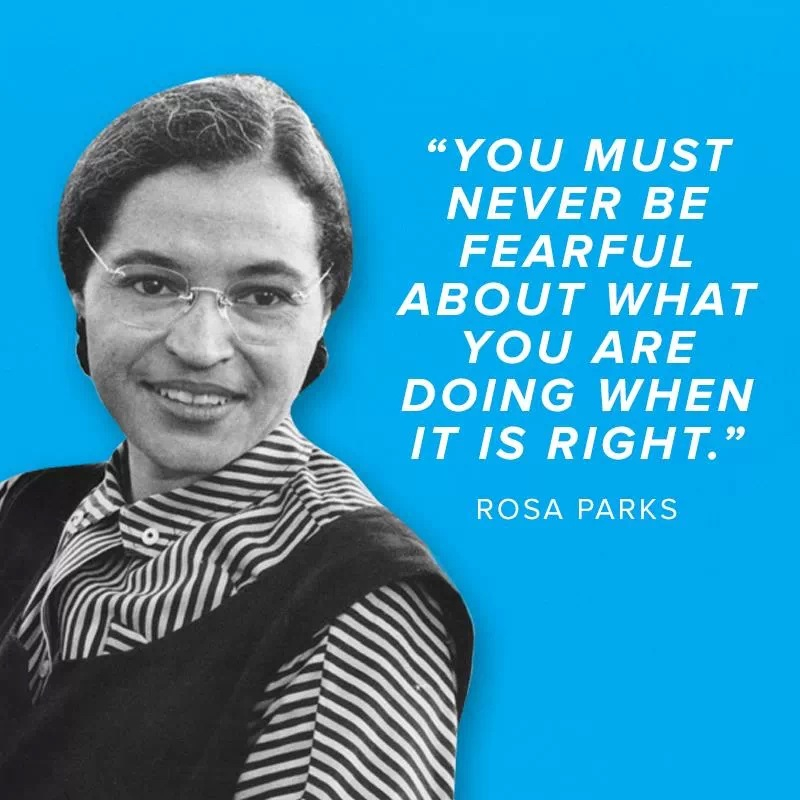 the life and times of rosa parks during the civil rights era The civil rights movement was an era dedicated to activism for equal integration during the civil rights movement refers to the rosa parks: parks is credited.