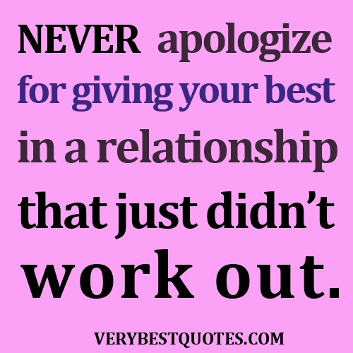 Funny Quotes About Relationships: Work It Out Relationship Quotes. QuotesGram