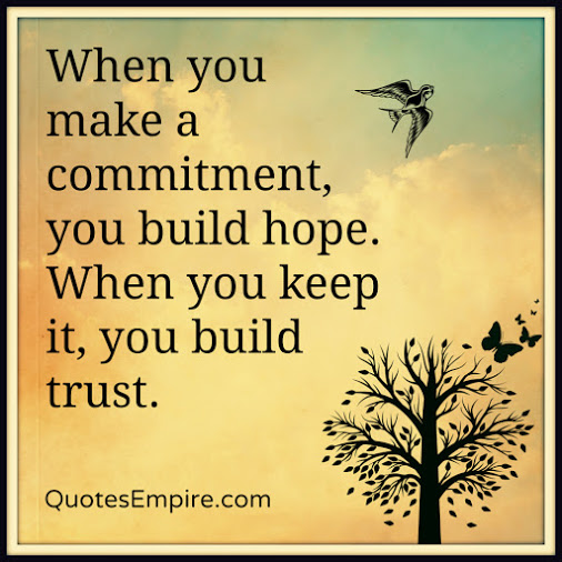 no trust relationship images and sayings