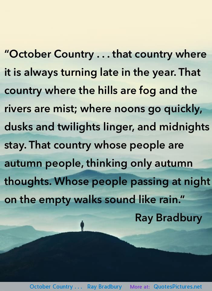 October Poems And Quotes Inspirational Quotesgram