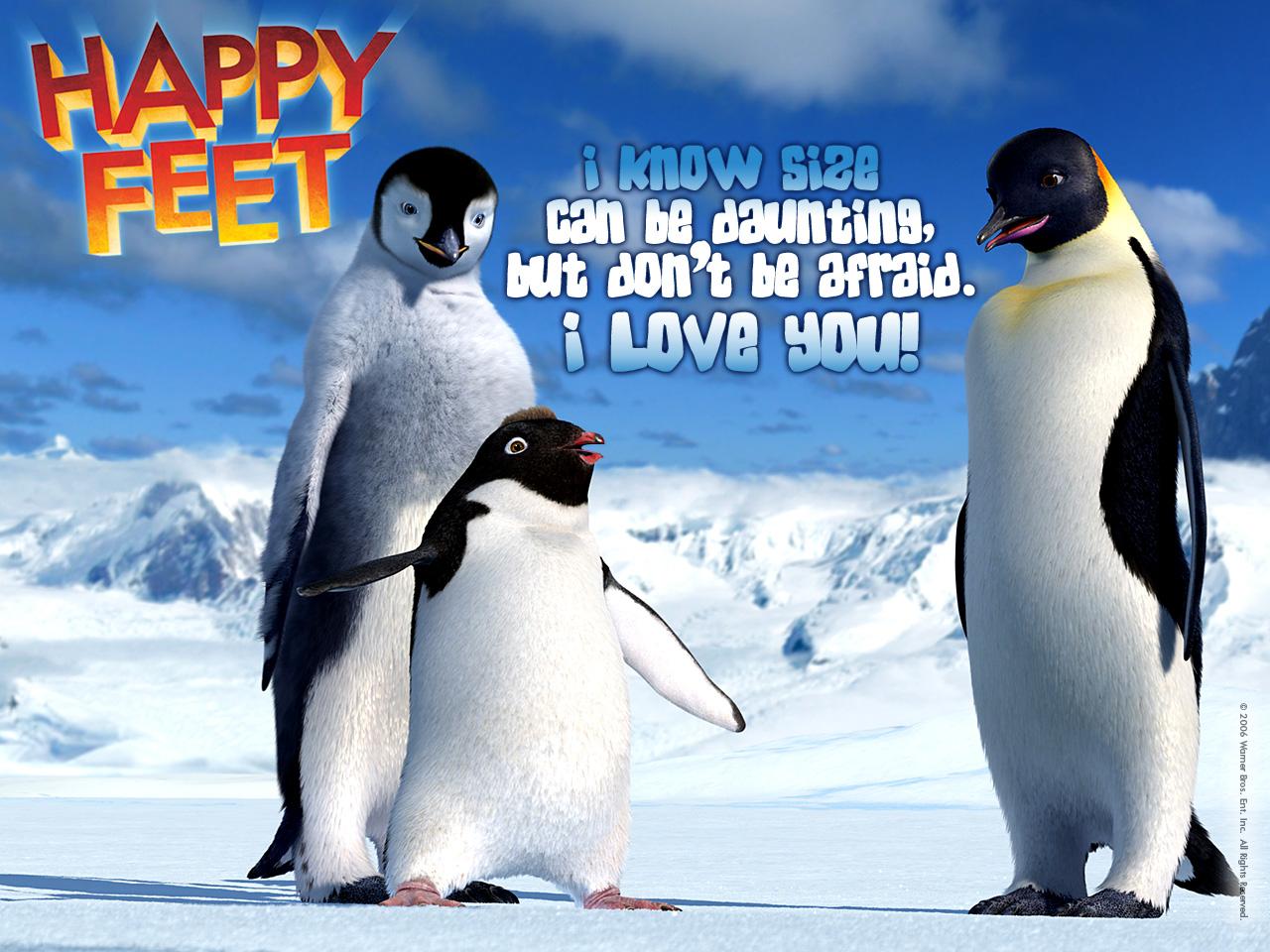 penguin happy feet movie quotes quotesgram