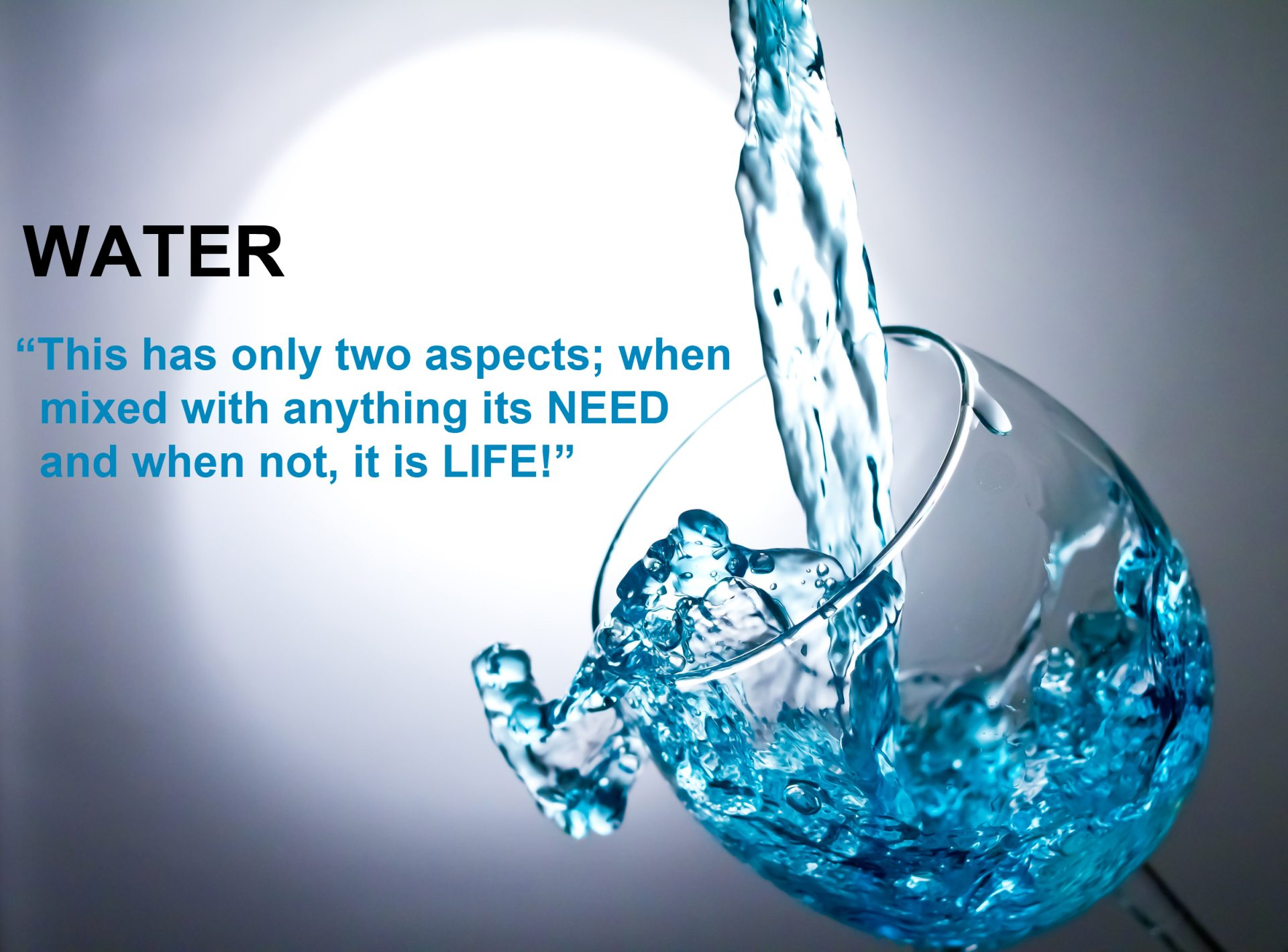Water Quotes By Famous People
