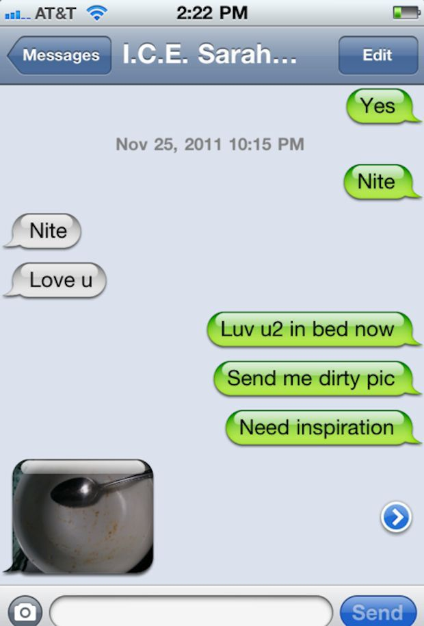 Him for sexting examples 15 The