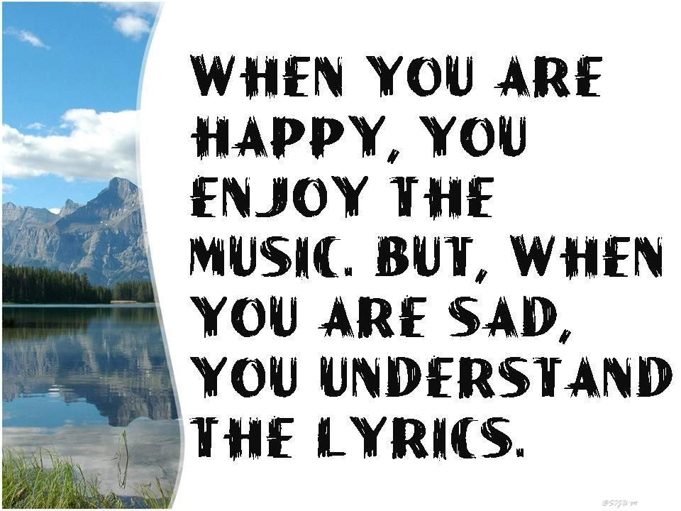 motivational quotes from song lyrics  quotesgram