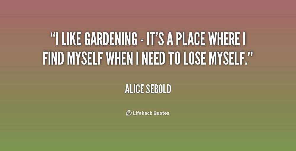 Vegetable Garden Quotes Quotesgram
