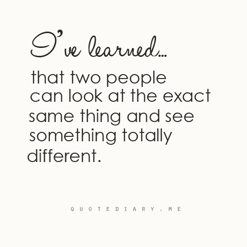 Quotes About Having Different Opinions. QuotesGram