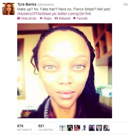 Tyra Banks Contact: Tyra Banks Quotes. QuotesGram