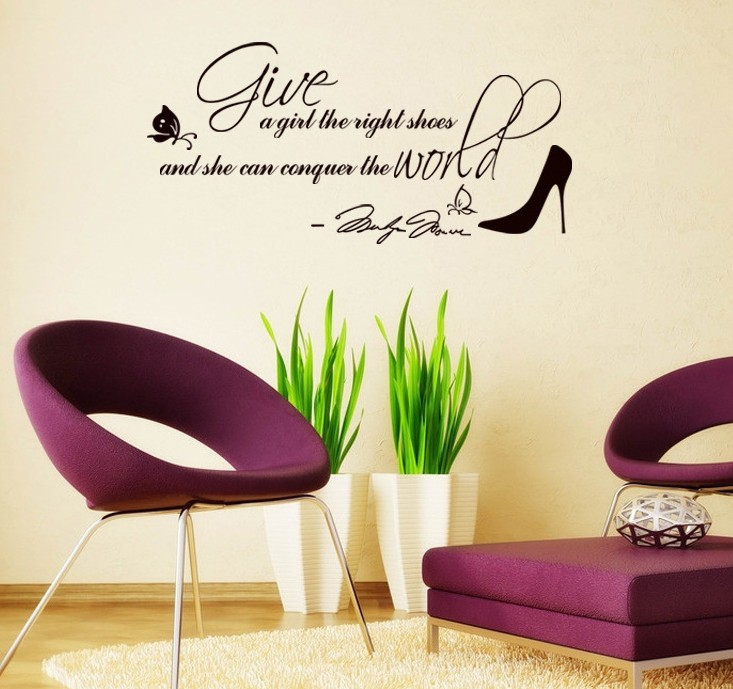 Most Popular Girls In School Quotes: Beauty Salon Wall And Words Quotes. QuotesGram